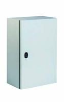 Шкаф 600х500х250мм с монтажной платой, серия S3D