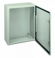 Шкаф 700х500х200мм с монтажной платой, IP66 серия CRN