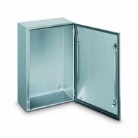 Шкаф 700x500x250мм из нержавеющей стали, IP66, серия S3D Atex 304L