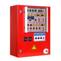 Шкафы управления насосами пожаротушения на 2 насоса + насос подпитки, АДЛ
