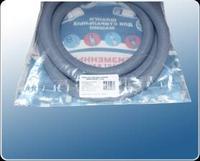 Шланг сливной для стиральной машины ( в пакете) 3 м. Monoflex (кор.75 шт.)