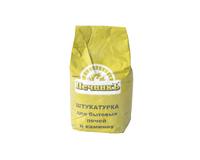 Штукатурка Печник для печных работ (+600 С), 3кг,1уп=6шт