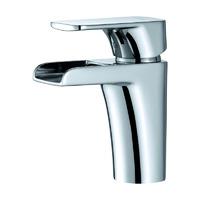 Смеситель D/K д/ванны однорычажный с каскадным изливом