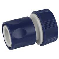 Соединитель (Коннектор) для шланга 19 мм (3/4),пластик (50/200/2400) GREEN APPLE ЕСО