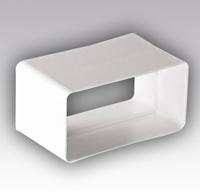 Соединитель прямоугольных воздуховодов 60х204