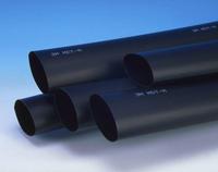 Среднестенная термоусаживаемая трубка 38/12 мм с клеевым слоем,L=1м до 1кВ (-55С+135С) MDT-A