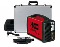 Сварочный инвертор Telwin Technology 186 HD + аксессуары, алюминиевый кейс