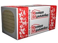 Теплоизоляция ИЗБА Супер Лайт 1000*600*50/8 пл. (30 кг/м3) 1уп=0,24м3, 4,8 м2
