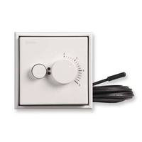 Терморегулятор д/пола,2300Вт,10А, Intro, белый