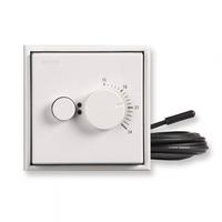 Терморегулятор комбинированный, 3600Вт,16А, Intro, белый