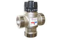 Термосмеситель 4-х позиционный 1 для ГВС 1,6 kV Barberi 35-60 C на/ резьба V07M25NАB