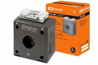 Трансформатор тока 150/5А 5ВА кл.0,5 под шину разм. до 35х10(35х10)мм под диам.кабеля 30 мм серия ТТН- 30
