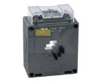 Трансформатор тока 250/5А 5ВА кл.0,5 под шину разм. до 30х10(30х10)мм под диам.кабеля 20 мм серия ТТИ- 30