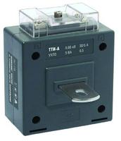 Трансформатор тока 30/5А 5ВА кл.0,5 под шину разм. серия ТТН- Ш30