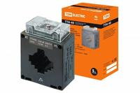 Трансформатор тока ТТН 40/600/5-10VA/0,5 TDM