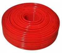 Труба из сшитого ПЭТ (PERT) для теплого пола 16 х 2,0 красная (200 м. в бухте)