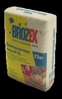 Цементно-песчаная смесь М-75 Коттедж (25 кг) Вrozex 1 уп= 48 шт