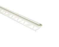 Угол наружный белый д/кафеля 7-8мм., 2,5м, Уп=25шт.