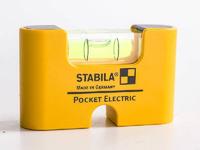 Уровень тип Pocket Electric на блистере