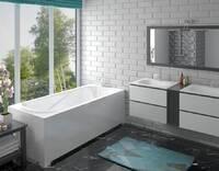 Ванна литьевой мрамор Альфа 1700х750