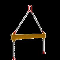 Металлическая часть полотенец траверсы и коромысло ПМ – 1023, ф.1020 32тн