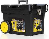 Ящик для инструментов на колесах пластиковый, 53 литра, Mobile Contractor Chest