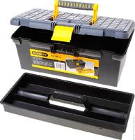 Ящик для инструментов с органайзерами 16 пластиковый