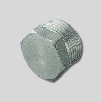 Заглушка 1/4 НР латунь/никель GF ( уп.10 шт.)
